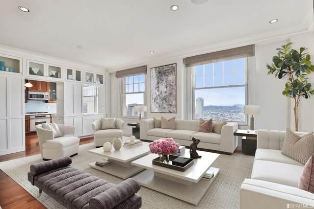 1201 California Street #1403, San Francisco, CA 94109 (#421585472) :: The Kulda Real Estate Group