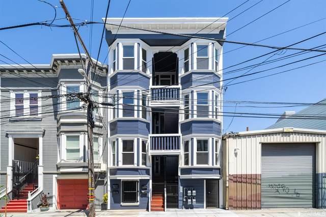 1369 Natoma Street, San Francisco, CA 94103 (MLS #421594827) :: Keller Williams San Francisco