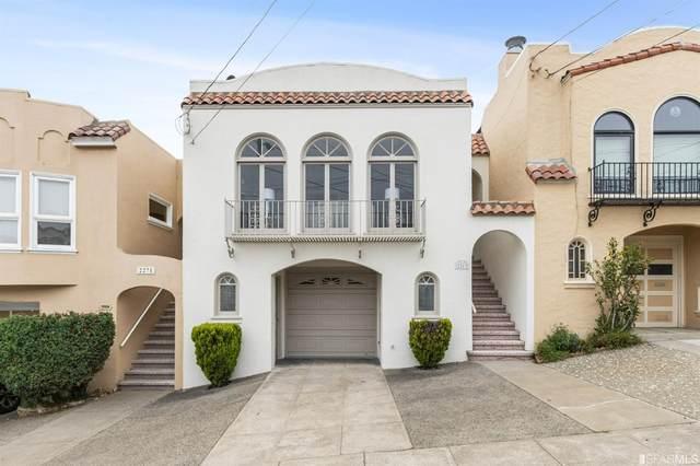 2267 25th Avenue, San Francisco, CA 94116 (MLS #421585602) :: Keller Williams San Francisco