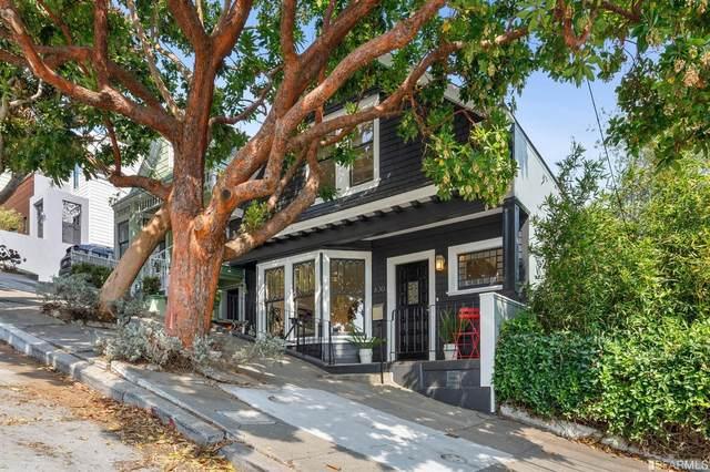 630 29th Street, San Francisco, CA 94131 (MLS #421594988) :: Keller Williams San Francisco