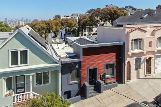 63 Santa Marina Street, San Francisco, CA 94110 (MLS #421595054) :: Keller Williams San Francisco