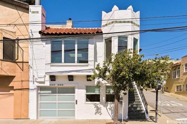 46 Wilder Street, San Francisco, CA 94131 (MLS #421590214) :: Keller Williams San Francisco