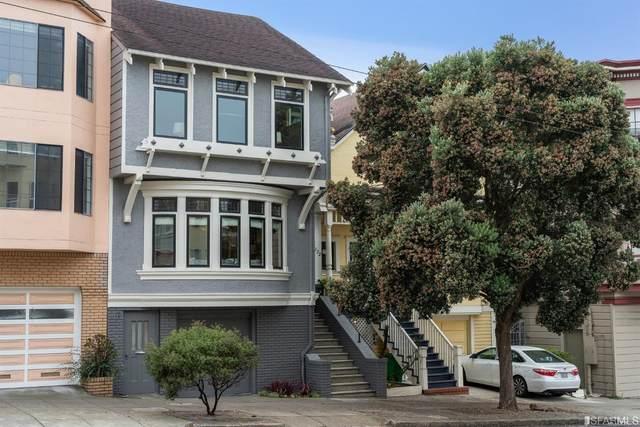 233 Judah Street, San Francisco, CA 94122 (MLS #421595045) :: Keller Williams San Francisco