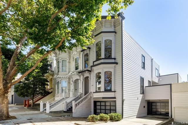 1815 Sutter Street, San Francisco, CA 94115 (MLS #421591802) :: Keller Williams San Francisco