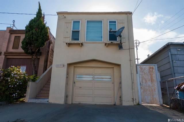 1095 Montgomery Avenue, San Bruno, CA 94066 (#421595322) :: RE/MAX Accord (DRE# 01491373)
