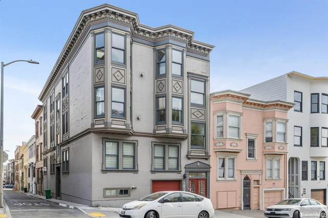 555 Filbert Street, San Francisco, CA 94133 (#421594604) :: The Kulda Real Estate Group