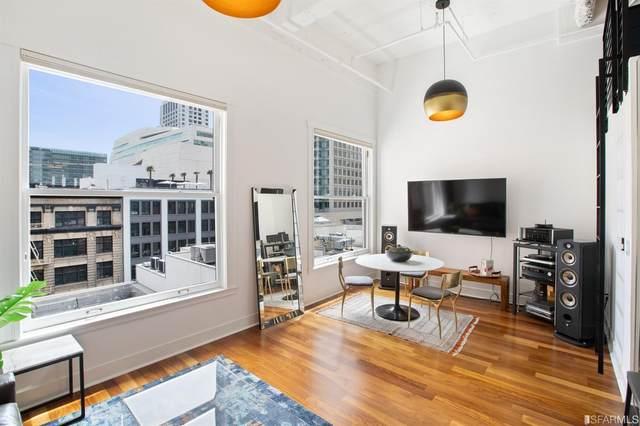 74 New Montgomery Street #609, San Francisco, CA 94105 (MLS #421595888) :: Keller Williams San Francisco