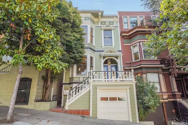 739 Clayton Street #741, San Francisco, CA 94117 (#421595917) :: RE/MAX Accord (DRE# 01491373)
