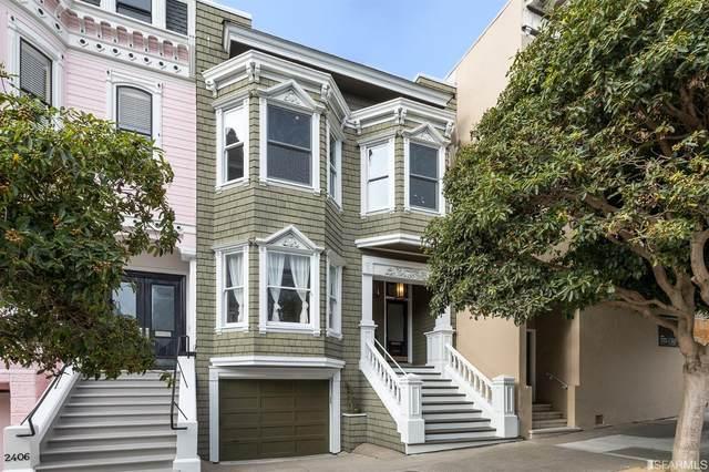 2402 Washington Street, San Francisco, CA 94115 (MLS #421595595) :: Guide Real Estate