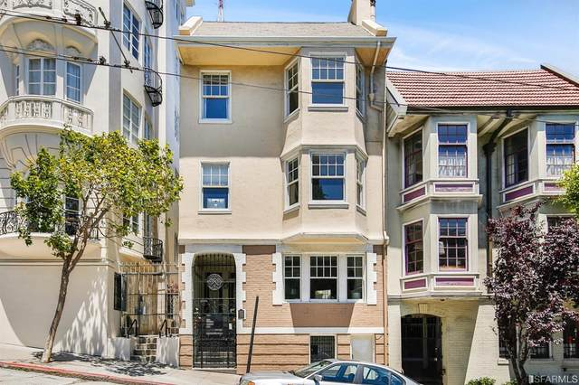 1282 Sacramento Street, San Francisco, CA 94108 (MLS #421569119) :: Guide Real Estate
