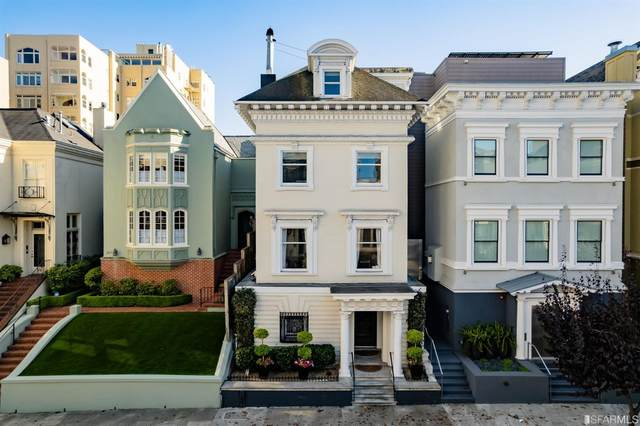 2217 Pacific Avenue #4, San Francisco, CA 94115 (MLS #421595952) :: Guide Real Estate