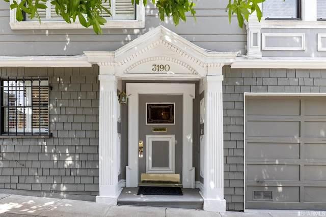 3190 Clay Street, San Francisco, CA 94115 (MLS #421589894) :: Guide Real Estate