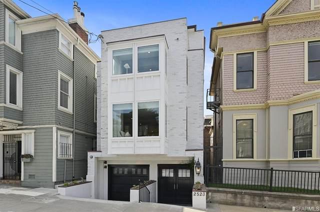 2523 Steiner Street, San Francisco, CA 94115 (MLS #421594449) :: Guide Real Estate