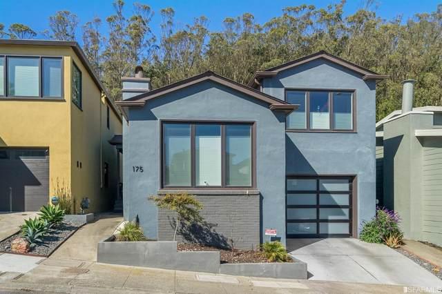 175 Robinhood Drive, San Francisco, CA 94127 (MLS #421596412) :: Keller Williams San Francisco