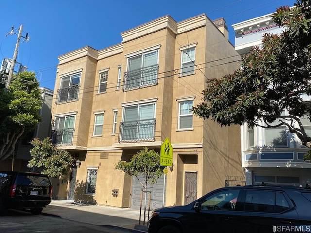 29 Oakwood Street #13, San Francisco, CA 94110 (#421596483) :: The Kulda Real Estate Group