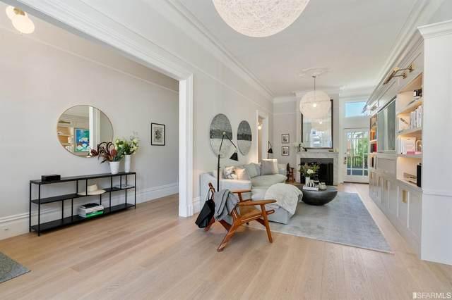 2919 California Street, San Francisco, CA 94115 (MLS #421595620) :: Guide Real Estate
