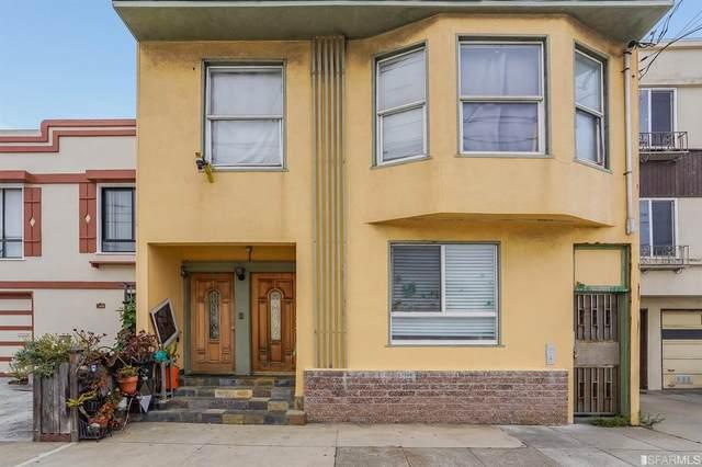 1450 47th Avenue, San Francisco, CA 94122 (MLS #421596511) :: Keller Williams San Francisco