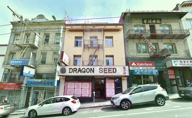 735 Clay Street, San Francisco, CA 94108 (#421596664) :: The Kulda Real Estate Group