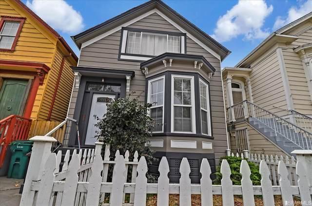 821 13th Street, Oakland, CA 94607 (#421596587) :: RE/MAX Accord (DRE# 01491373)