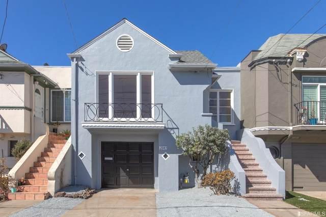 2043 46th Avenue, San Francisco, CA 94116 (MLS #421596494) :: Keller Williams San Francisco