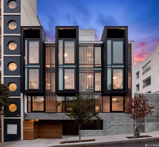 1805 Buchanan Street 1A, San Francisco, CA 94115 (MLS #421592744) :: Keller Williams San Francisco