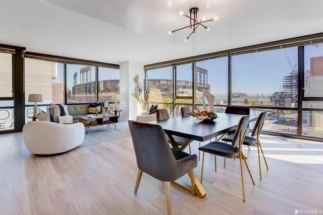 250 King Street #752, San Francisco, CA 94107 (#421596634) :: Corcoran Global Living