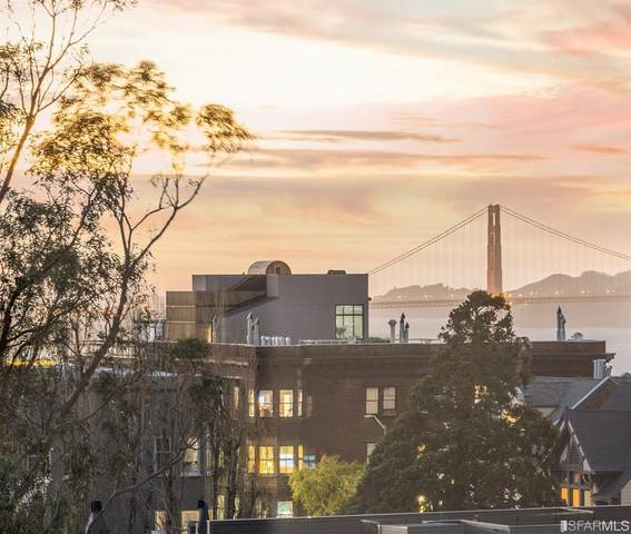4 Russian Hill Place, San Francisco, CA 94133 (#421597166) :: The Kulda Real Estate Group