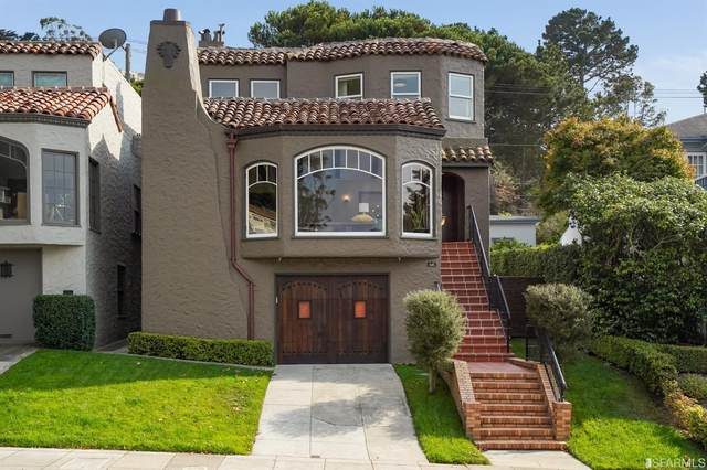 635 Ulloa Street, San Francisco, CA 94127 (MLS #421595249) :: Keller Williams San Francisco