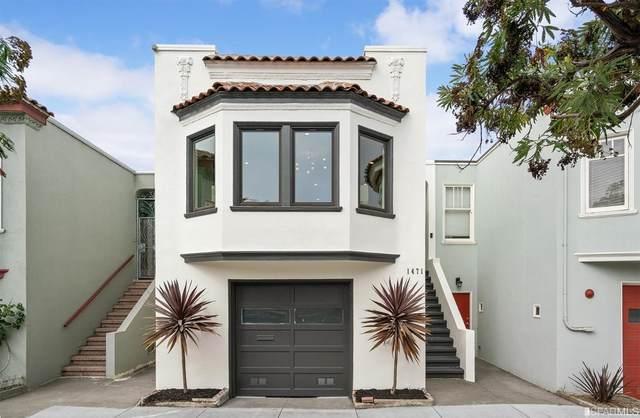 1471 45th Avenue, San Francisco, CA 94122 (MLS #421585280) :: Keller Williams San Francisco