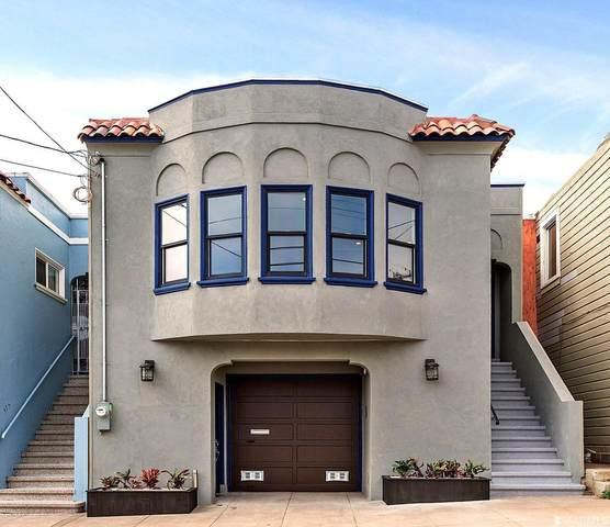 319 Detroit Street, San Francisco, CA 94131 (MLS #421595390) :: Keller Williams San Francisco