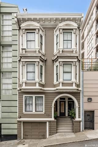 77 Pleasant Street, San Francisco, CA 94108 (#421596893) :: The Kulda Real Estate Group