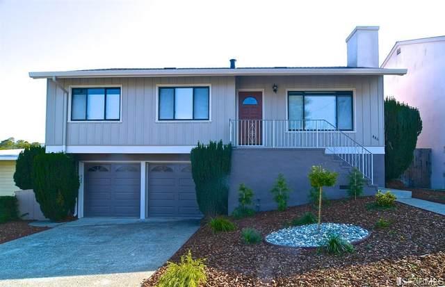 446 Alhambra Road, South San Francisco, CA 94080 (MLS #421596538) :: Keller Williams San Francisco