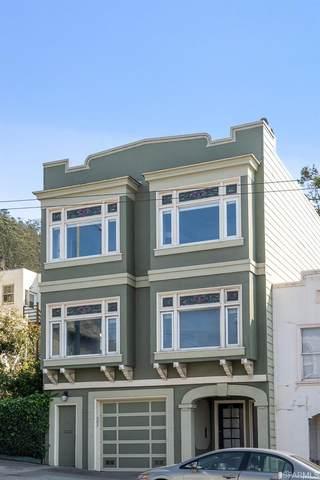 27 Judah Street, San Francisco, CA 94122 (MLS #421597113) :: Keller Williams San Francisco