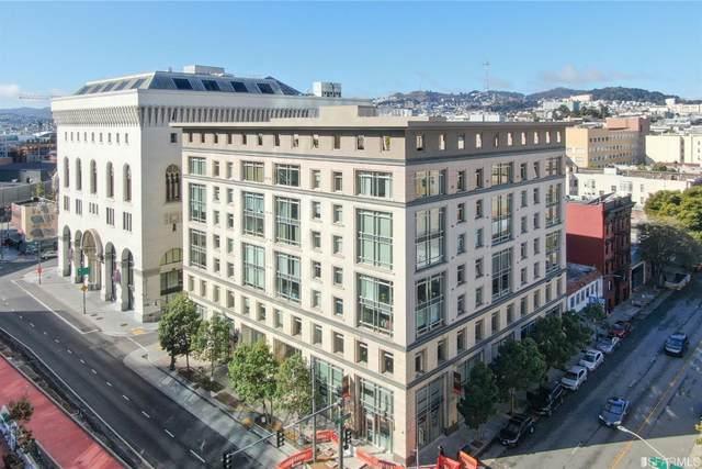 77 Van Ness Avenue #403, San Francisco, CA 94102 (MLS #421597148) :: Guide Real Estate