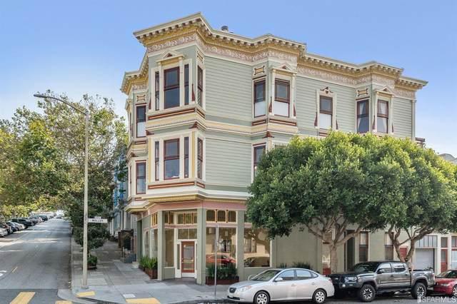701 Clayton Street, San Francisco, CA 94117 (#421597068) :: RE/MAX Accord (DRE# 01491373)
