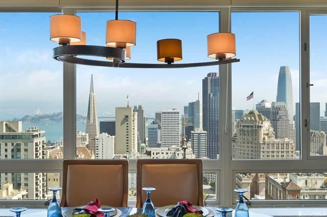 1200 California Street 25A, San Francisco, CA 94109 (MLS #421597809) :: Guide Real Estate