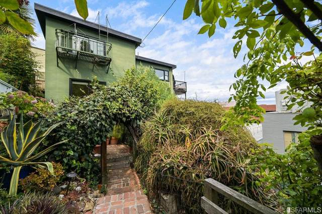 216 Filbert Street #2, San Francisco, CA 94133 (#421598716) :: The Kulda Real Estate Group