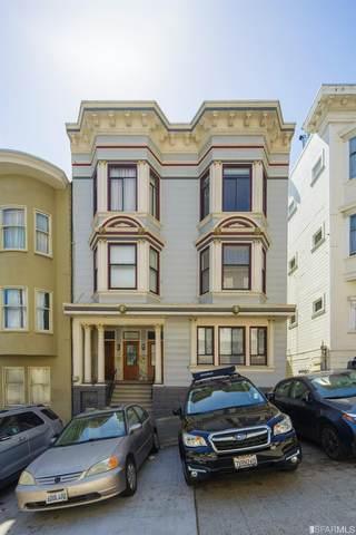 919 Vallejo Street, San Francisco, CA 94133 (#421598782) :: The Kulda Real Estate Group