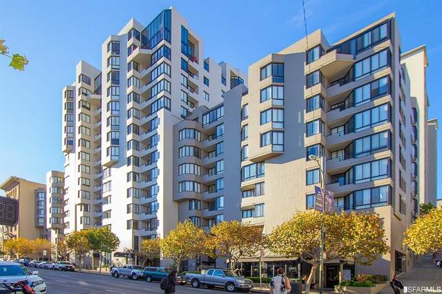 900 Bush Street #517, San Francisco, CA 94109 (#421598743) :: The Kulda Real Estate Group