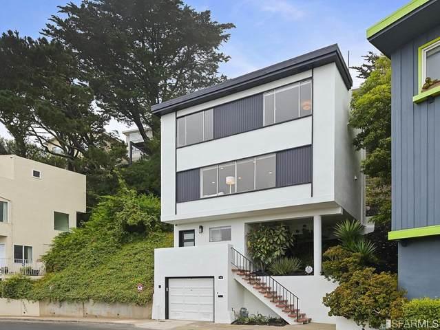 225 Cresta Vista Drive, San Francisco, CA 94127 (#421598744) :: The Kulda Real Estate Group