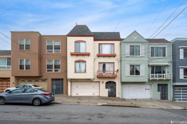 1409 34th Avenue, San Francisco, CA 94122 (#421599300) :: RE/MAX Accord (DRE# 01491373)