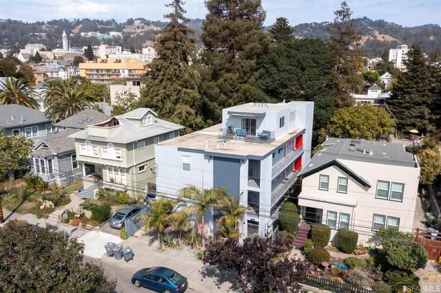 2537 Fulton Street, Berkeley, CA 94704 (#421599209) :: The Kulda Real Estate Group