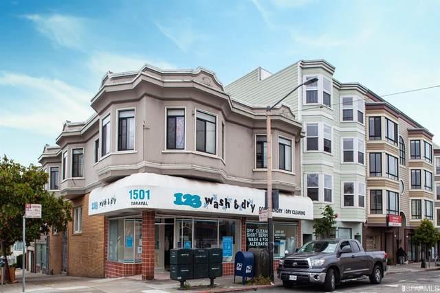 1501 Taraval Street, San Francisco, CA 94116 (#421599198) :: RE/MAX Accord (DRE# 01491373)