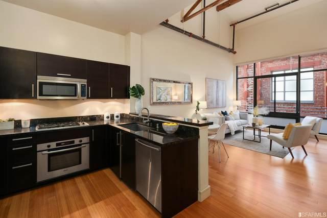310 Townsend Street #409, San Francisco, CA 94107 (#421597788) :: Corcoran Global Living