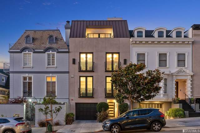 2342 Washington Street, San Francisco, CA 94115 (#421600107) :: The Kulda Real Estate Group