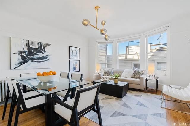 161 Dolores Street #3, San Francisco, CA 94103 (#421599830) :: The Kulda Real Estate Group