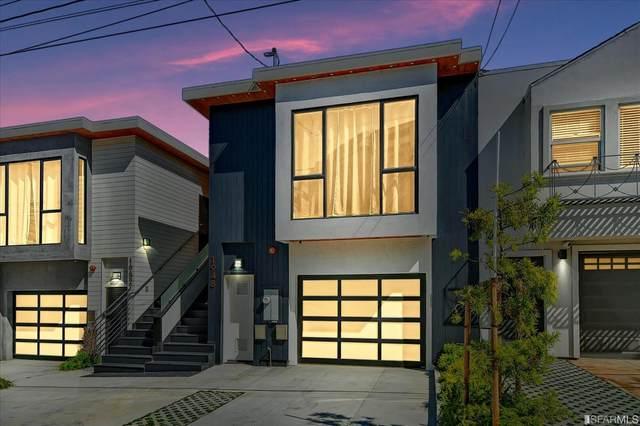 1948 Quesada Avenue, San Francisco, CA 94124 (#421600422) :: The Kulda Real Estate Group
