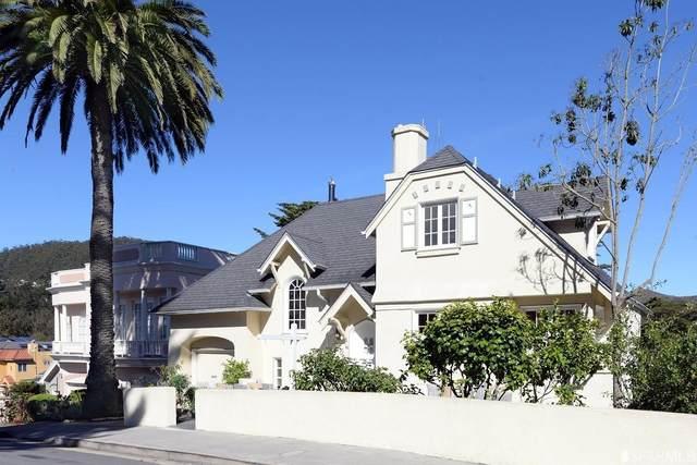 65 Castenada Avenue, San Francisco, CA 94116 (#421600630) :: The Kulda Real Estate Group