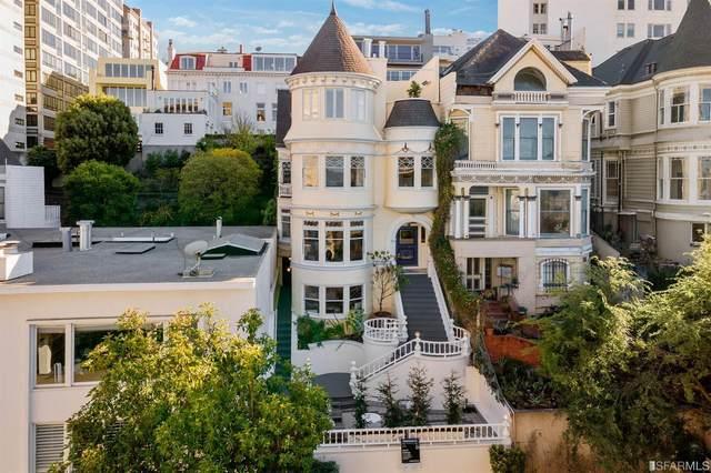 2053 Vallejo Street, San Francisco, CA 94123 (#421599881) :: The Kulda Real Estate Group