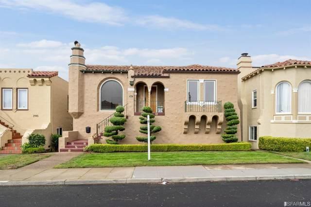 2941 26th Avenue, San Francisco, CA 94132 (#421594631) :: The Kulda Real Estate Group